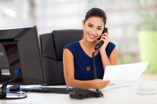 emploi teletravail secretariat