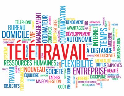 le teletravail dans la fonction publique territoriale
