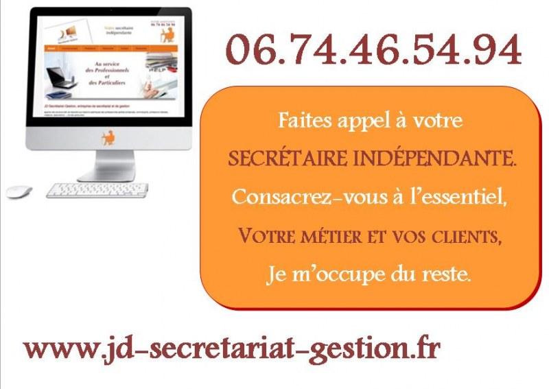 offre teletravail secretariat a domicile
