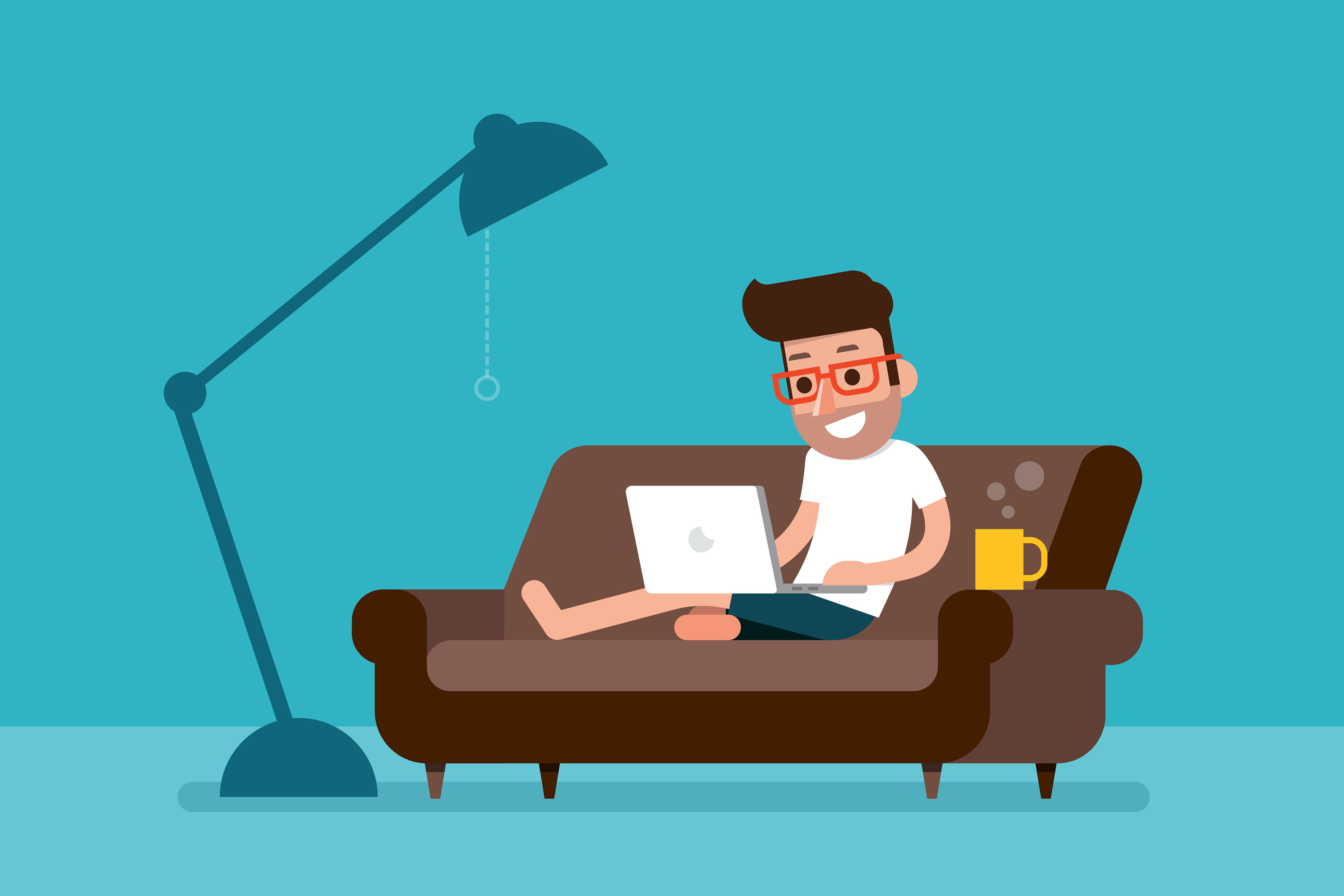 recherche emploi teletravail a domicile