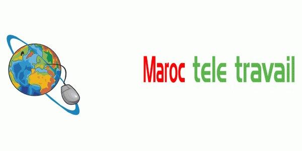 teletravail a domicile offre d'emploi maroc