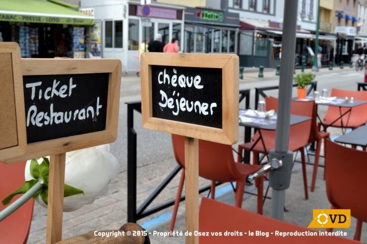 teletravail a domicile ticket restaurant