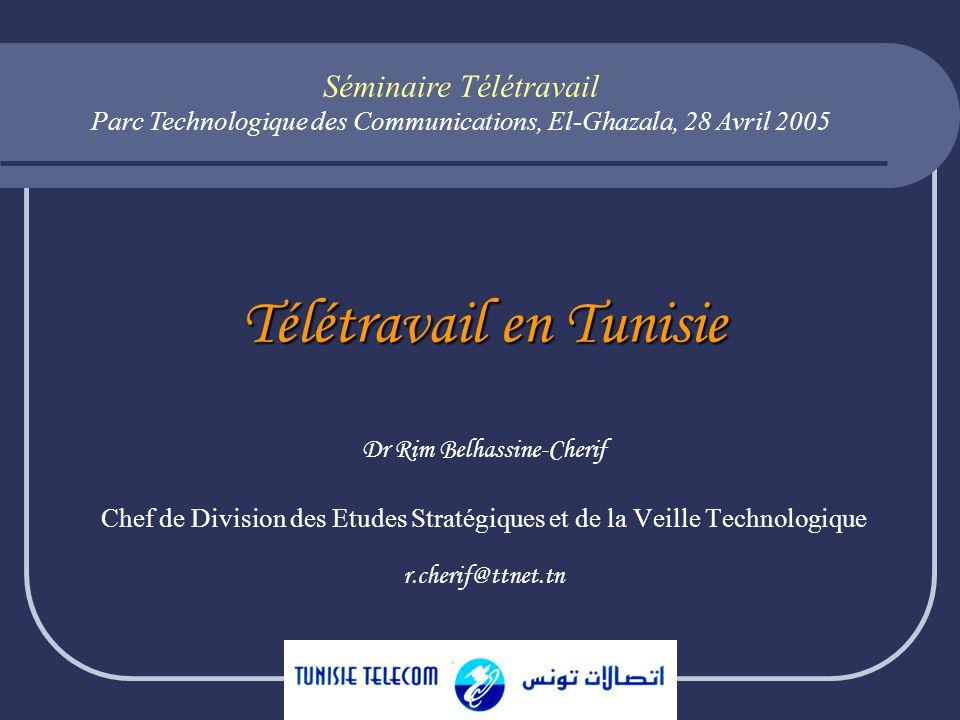 teletravail a domicile tunisie