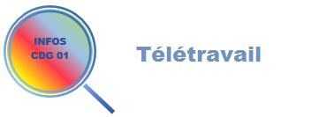 teletravail cdg