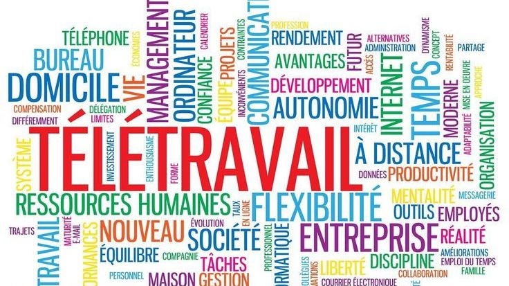 teletravail offre emploi luxembourg
