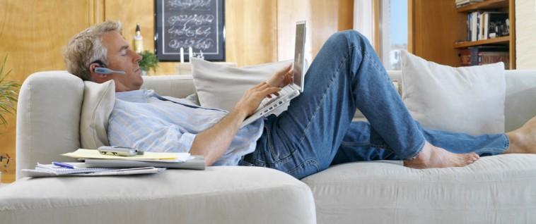 travail a domicile et teletravail