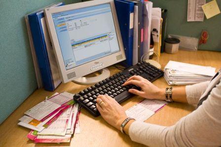 travail a domicile operatrice de saisie