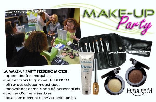 travail a domicile vente de maquillage
