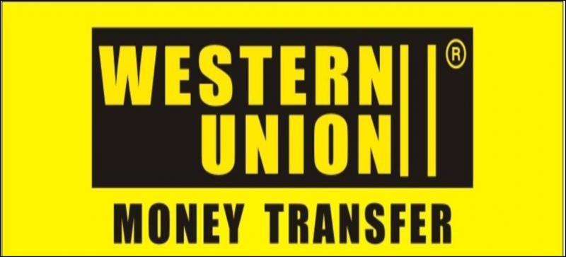 travail a domicile western union