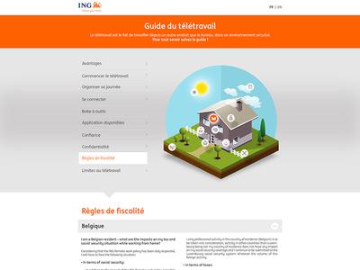 webdesign teletravail