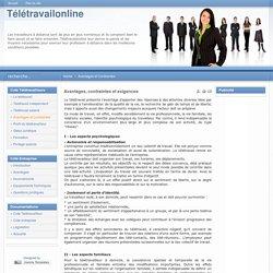 emploi commercial teletravail