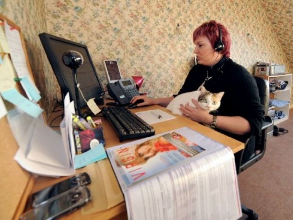 teletravail a domicile emploi