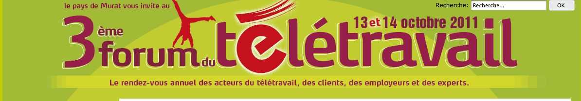 teletravail forum