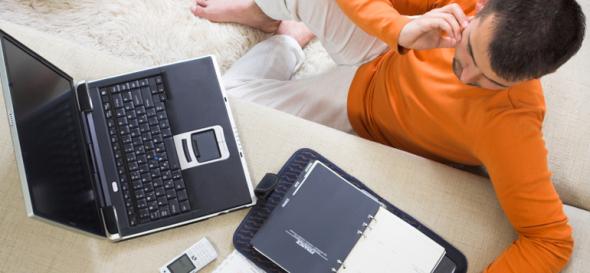 teletravail ou travail a domicile