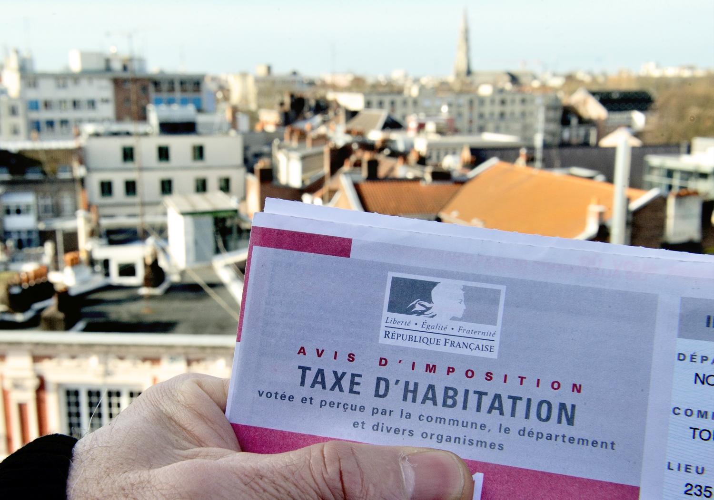 teletravail taxe d'habitation