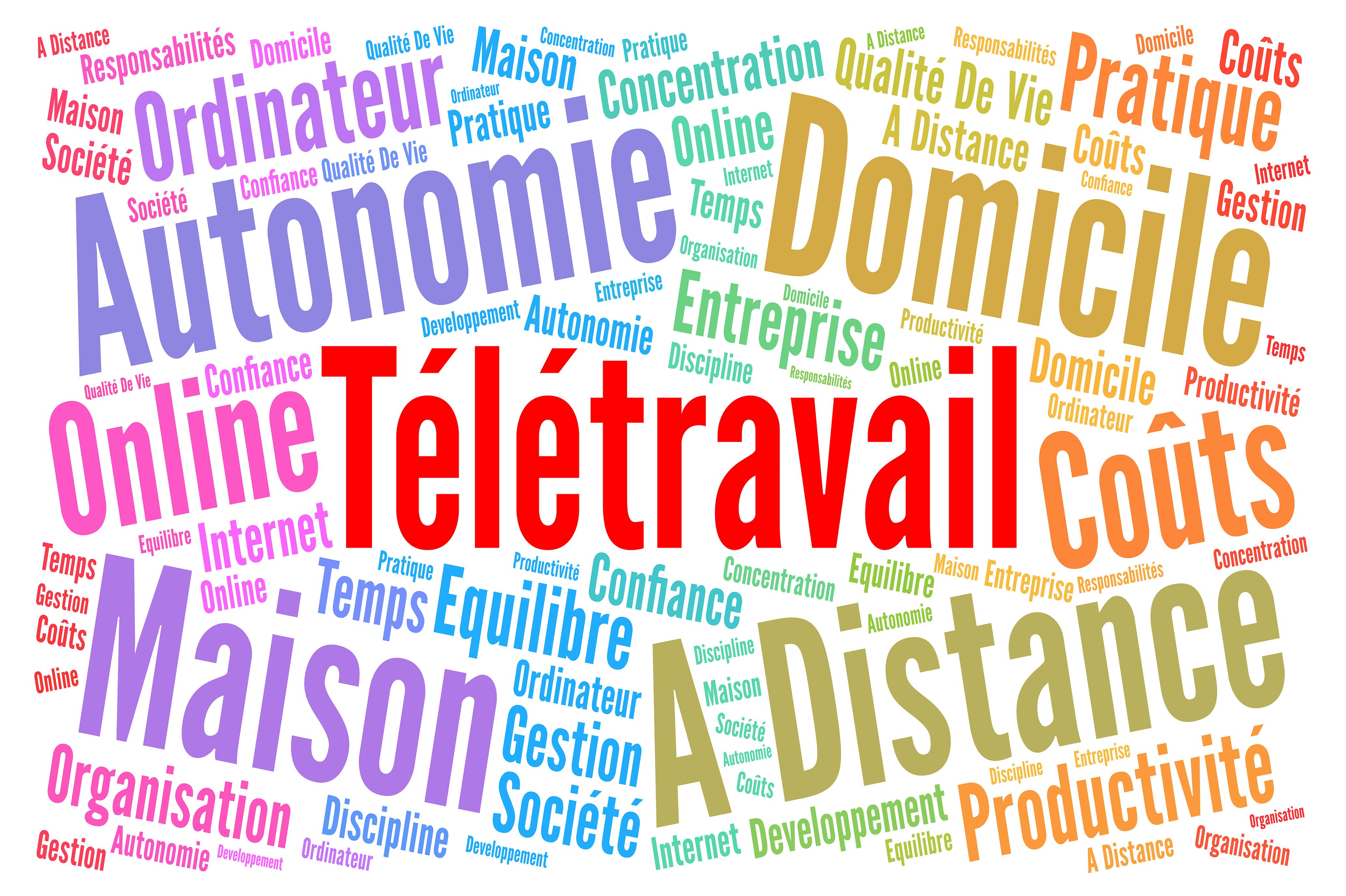 teletravail worldwide offre d'emploi