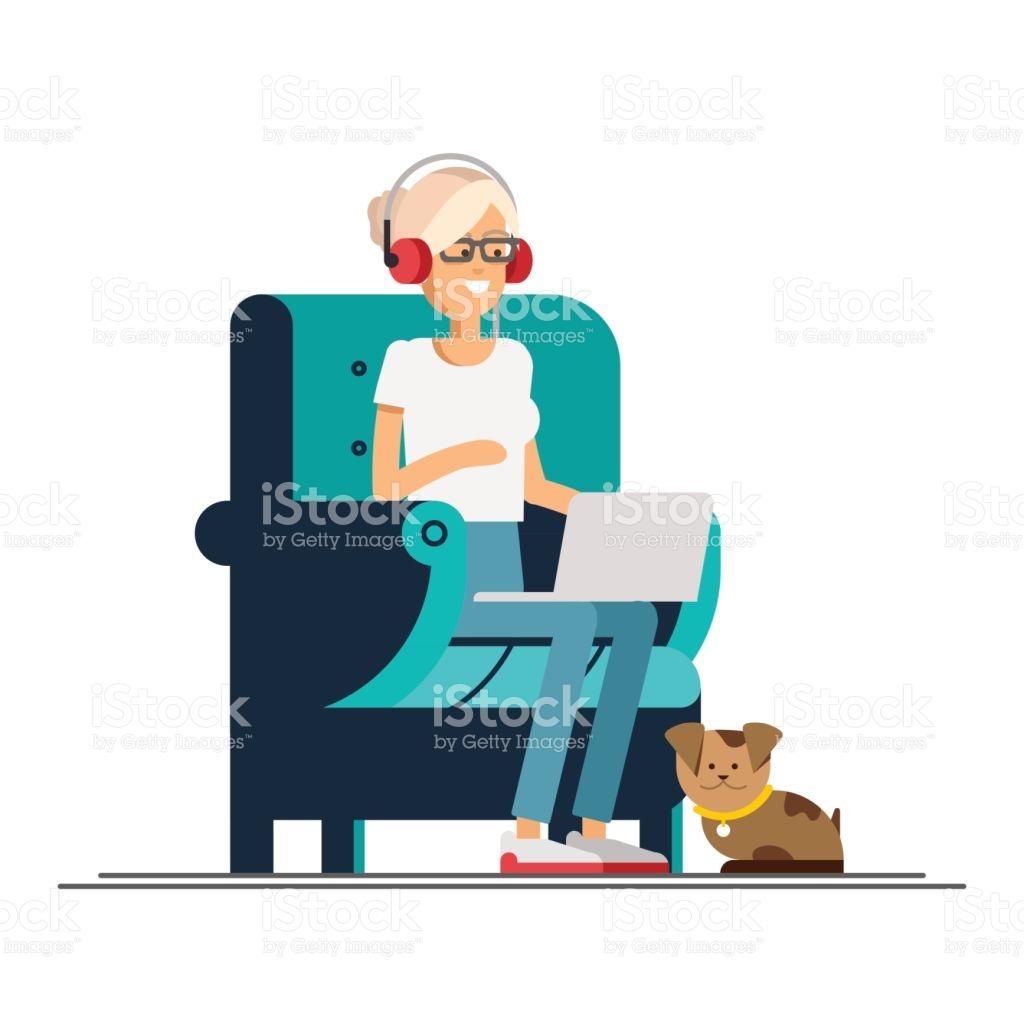 travail a domicile jeune